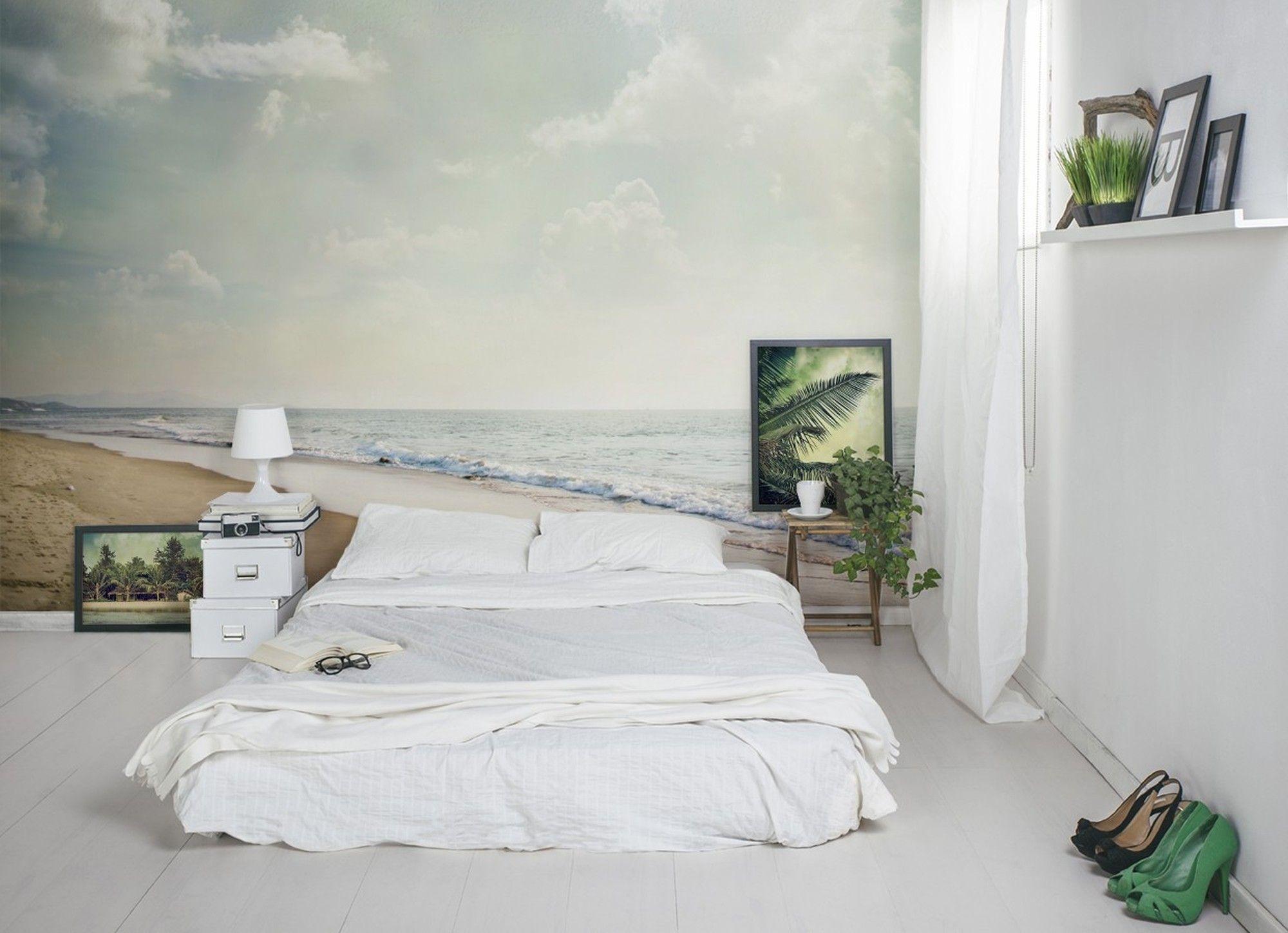 Egzotyczna Podróż Skandynawski Do Sypialni Fototapety
