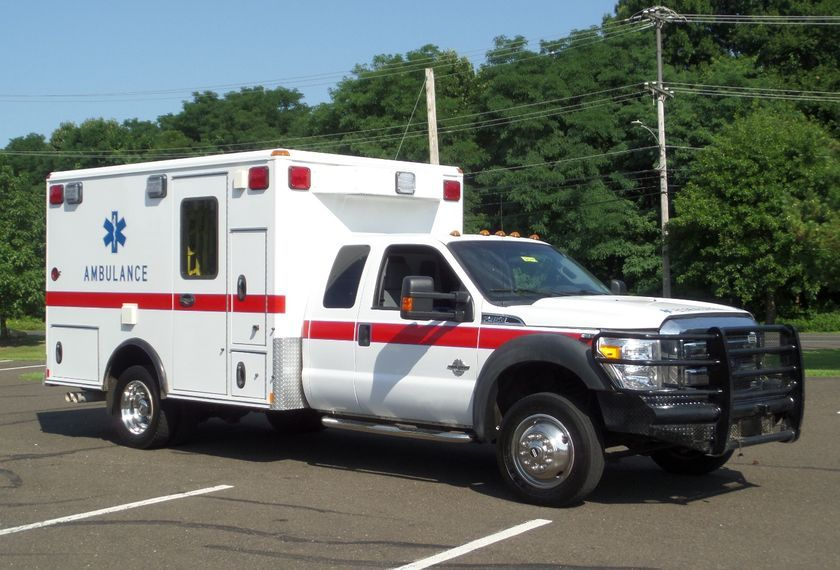 2015 Wheeled Coach 4x4 Ambulance For Sale at GEV | Tow