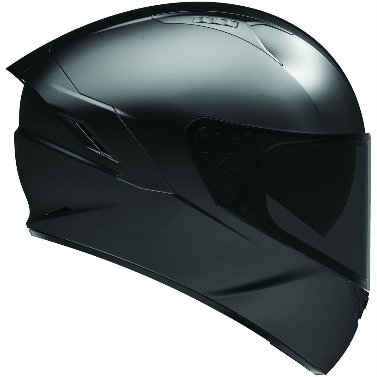 KYT NFR Plain Helmet Matt Black FREE UK Delivery