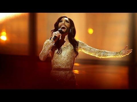 Conchita Wurst Eurovision Song Contest Winner 2014 Final Performance (Austria) LIVE