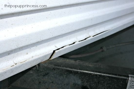 Repairing Your Camper Body Panels Remodeled Campers Camper