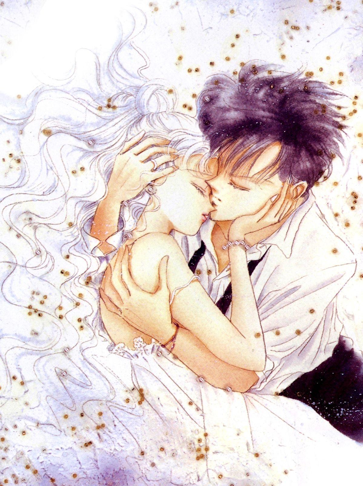 anime wedding night