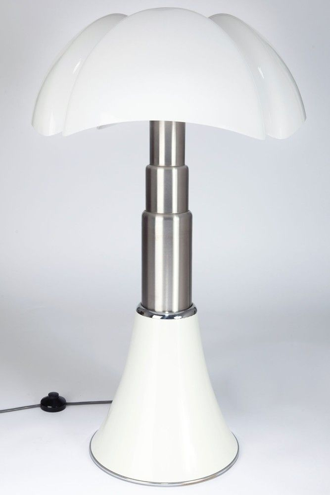 Vintage Gae Aulenti Pipistrello Telescopic Lamp Martinelli Luce Lighting Decophobia 20th Century Design Sun Lamp Art Deco Lighting Lamp