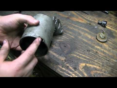 How To Rebuild A Briggs And Stratton Starter Motor Replacing Bottom End Cap Assembly Craftsman Riding Lawn Mower Briggs Stratton Lawn Mower Repair
