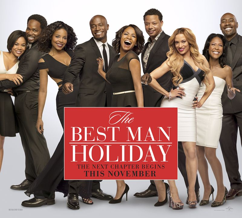 The Best Man Holiday is a great movie because it is showing ...