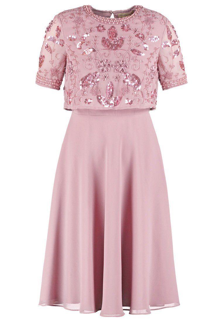 Mit diesem Kleid kann die nächste Party kommen. Frock and Frill ...