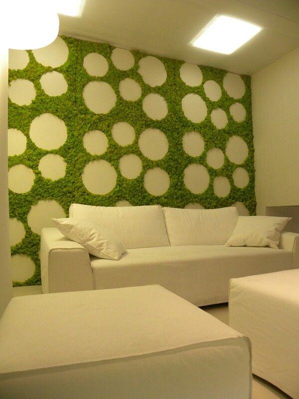 Naturaleza Artificial En Tus Muros Una Buena Opcion Para Decorar Jardines Verticales Pared Viva Muros Verdes