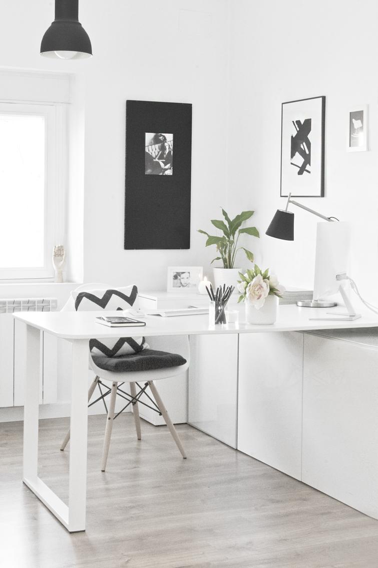 ELEGANT DETAILS FOR WORKSPACE // Littlefew.com - Nordic style ...