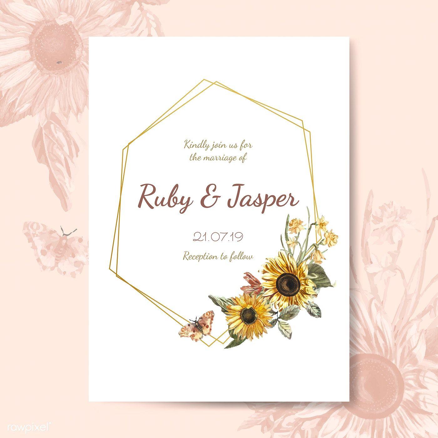 Menu Mockup, Wedding Mockup Wedding card templates, Menu