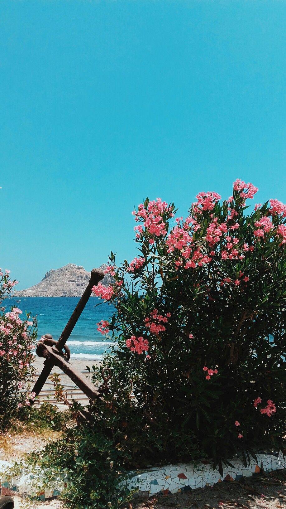 Summer adventures in Spain.  Hornillo beach, Murcia, Spain