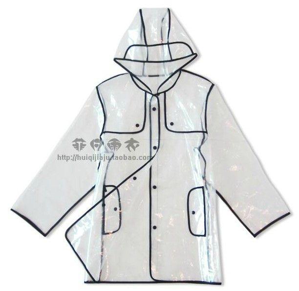 transparent raincoat men - Buscar con Google