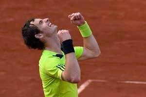 Blog Esportivo do Suiço: Murray volta à semifinal e aumenta jejum francês