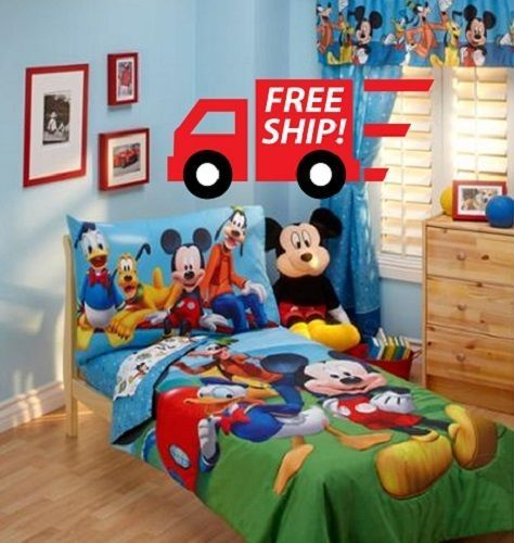 DISNEY Mickey Mouse Clubhouse Pillowcase