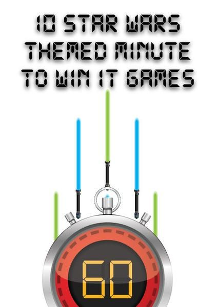 Download These 10 Free Star Wars Themed Minute To Win It Games For
