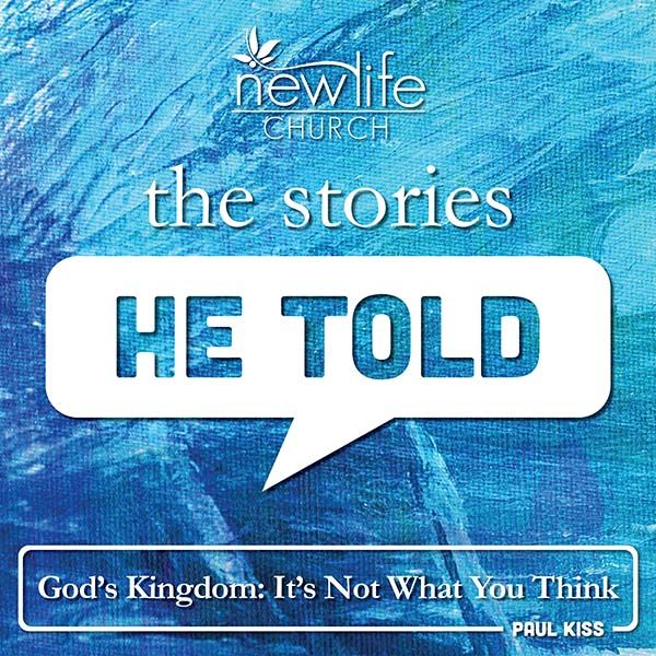 God's Kingdom: It's not what you think