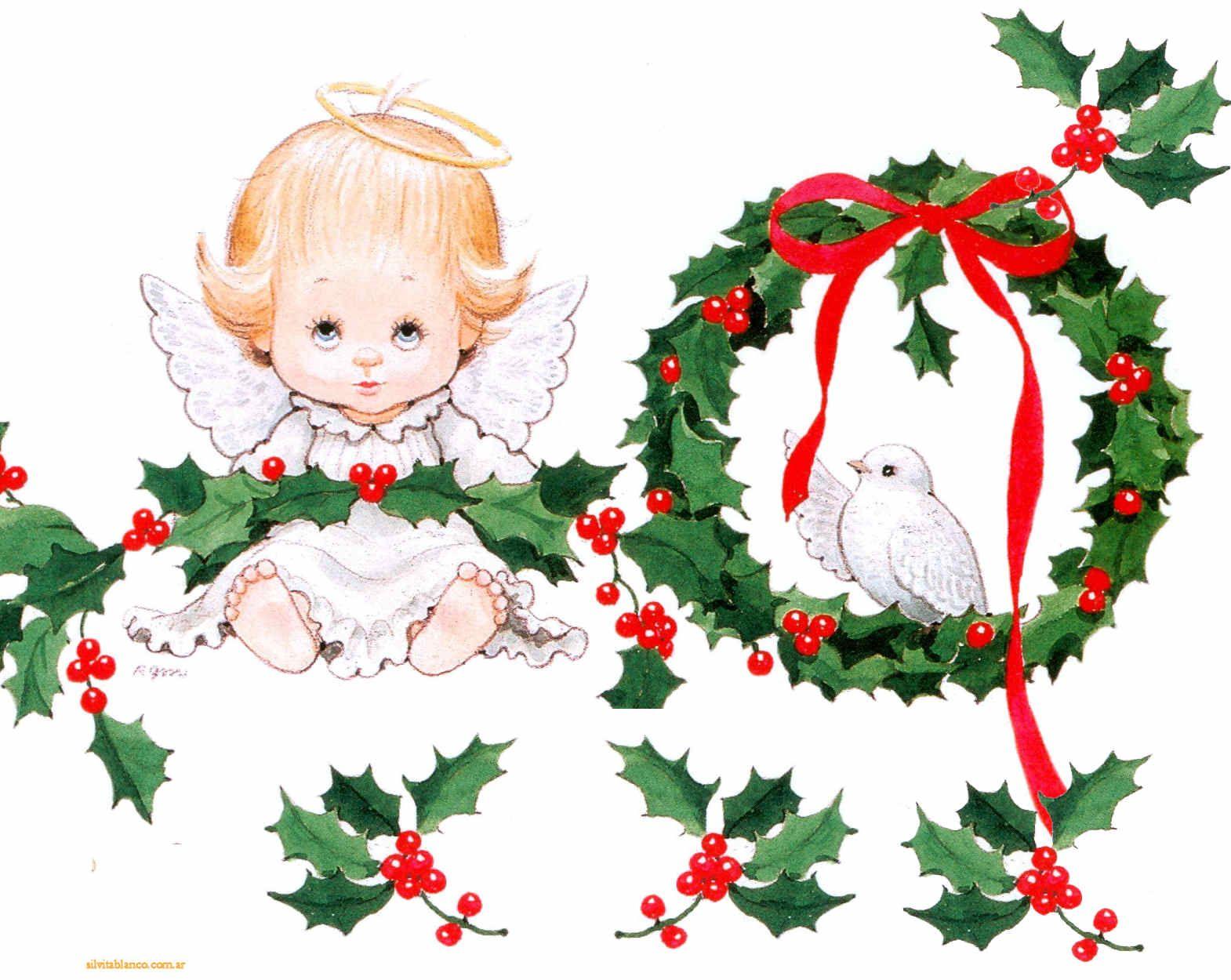 Открытки рождественские ангелочки, картинки открытки приколы