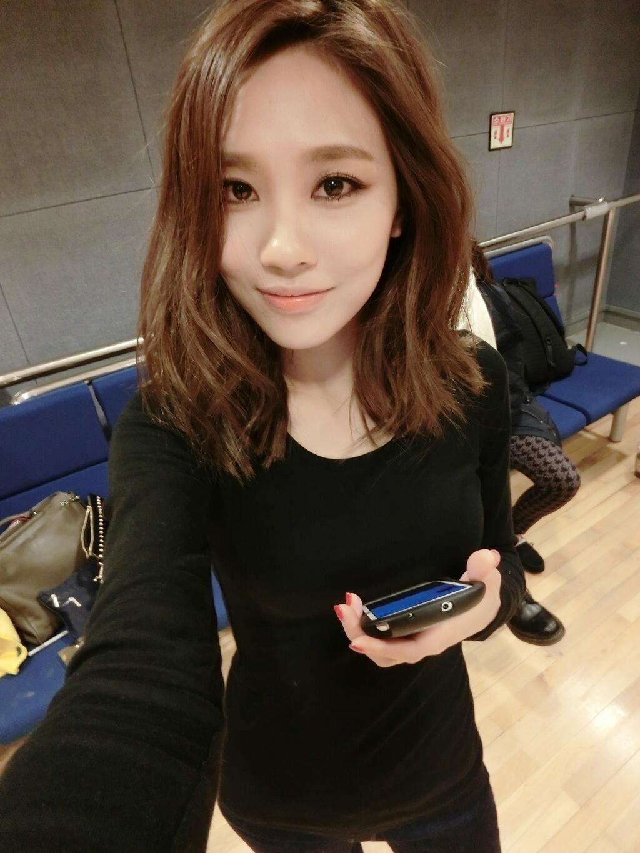Miss A Fei Kpop hair Medium hair styles Asian hair
