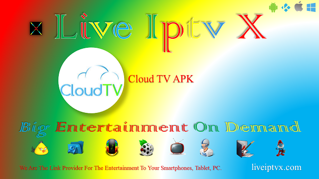Premium New Cloud TV APK - Watch Live Streaming TV Channels In