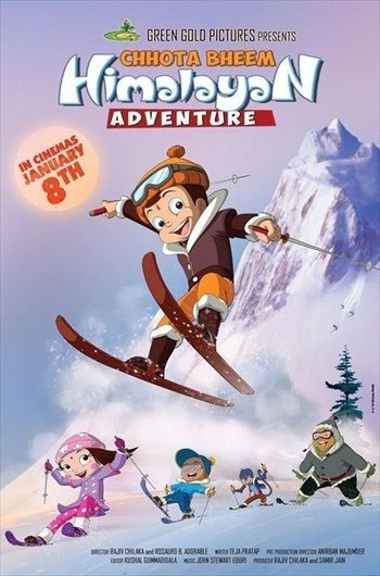Chhota Bheem Himalayan Adventure 2016 Hindi pDVDRip XviD 700mb   - best of chhota bheem coloring pages games