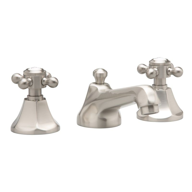 Mirabelle MIRWSCBR800 Boca Raton Widespread Bathroom Faucet Brushed ...