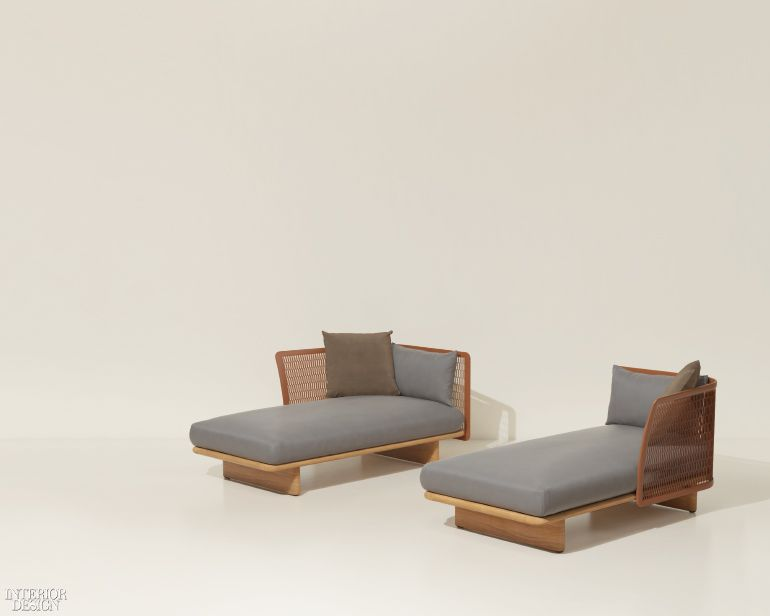 Patricia Urquiola Adds To Her Mesh Collection For Kettal Patricia Urquiola Interior Design Magazine New Interior Design