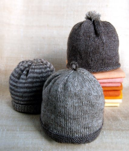 16bdeac6 Heirloom Hats for Newborns - the purl bee Baby Hats Knitting, Knitting For  Kids,
