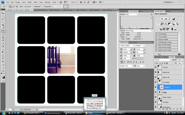 How To Create A Storyboard Tutorial In Adobe Photoshop Photoshop Photography Photo Editing Photoshop Photoshop