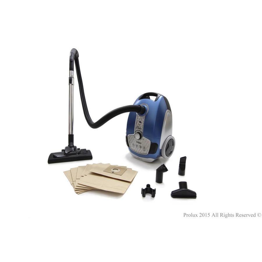 Prolux Canister Vacuum Prolux Tritan Blue In 2020 Canister Vacuum Vacuums Vacuum For Hardwood Floors