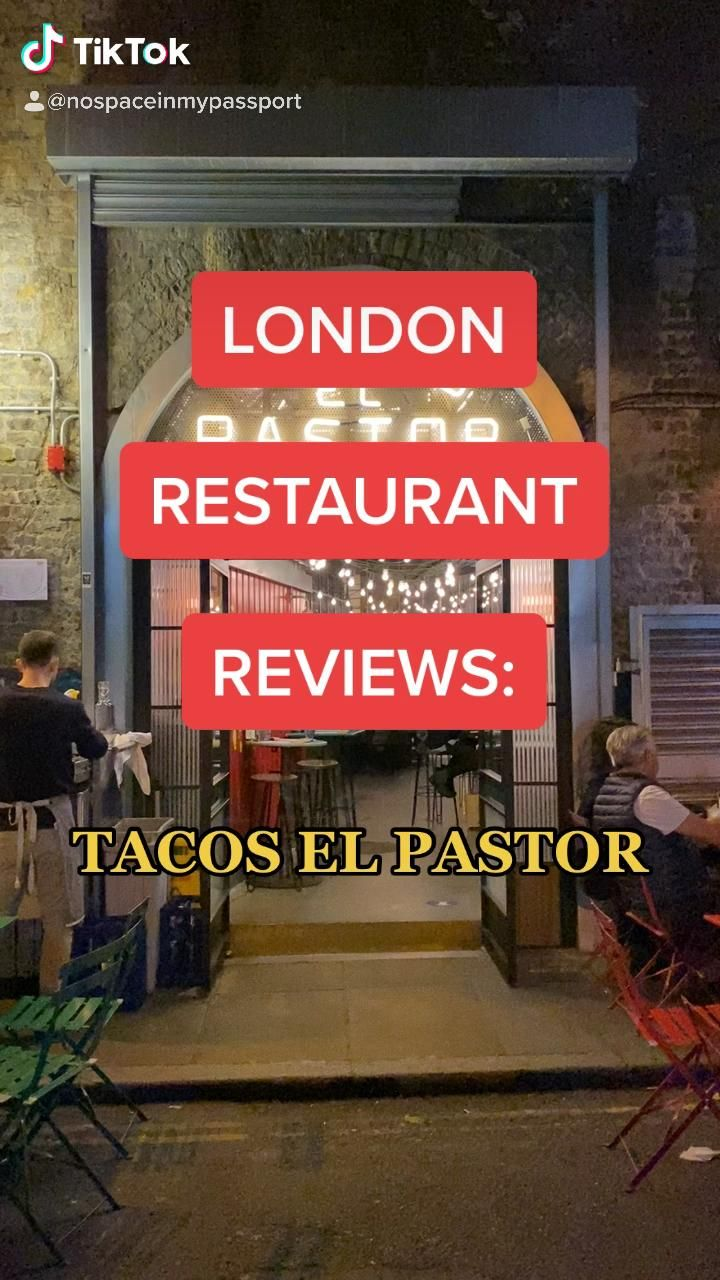 London Restaurant Review Video Dream Travel Destinations Beautiful Places To Travel Travel Fun