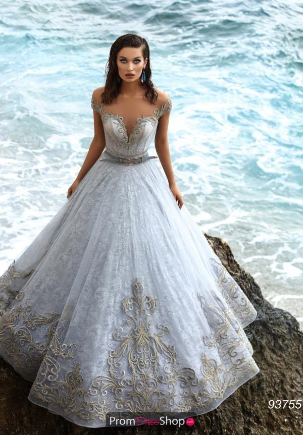 Tarik Ediz Dress 93755 | PromDressShop.com