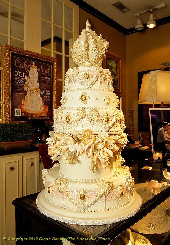 Couture Cakes\' Bob Johnson\'s Amazing Wedding Cakes 07.23.12 | Cakes ...