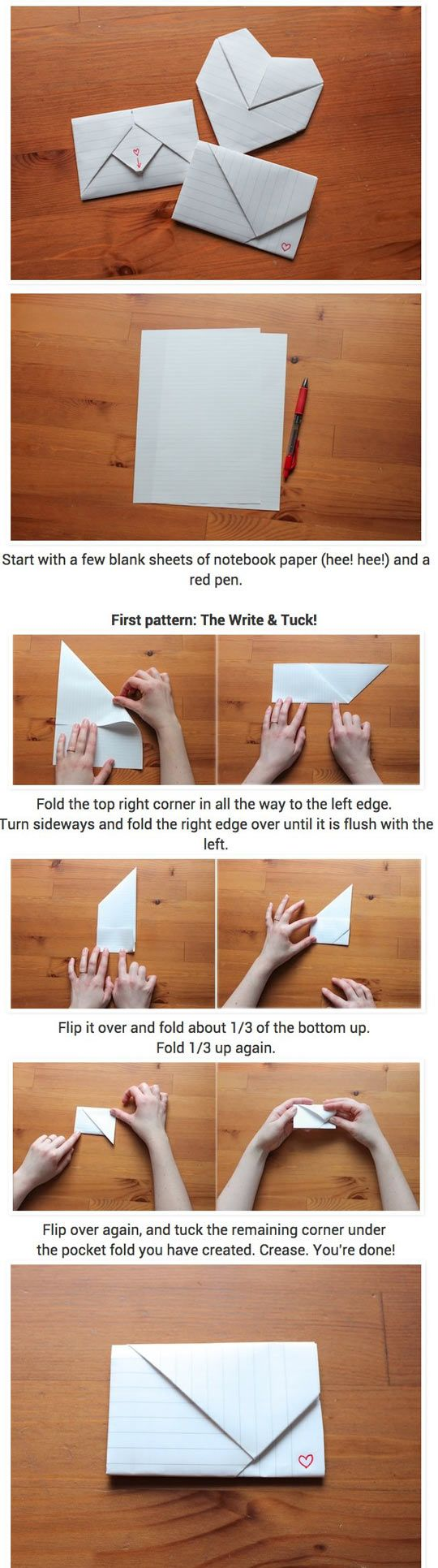 Awesome Folding Skills