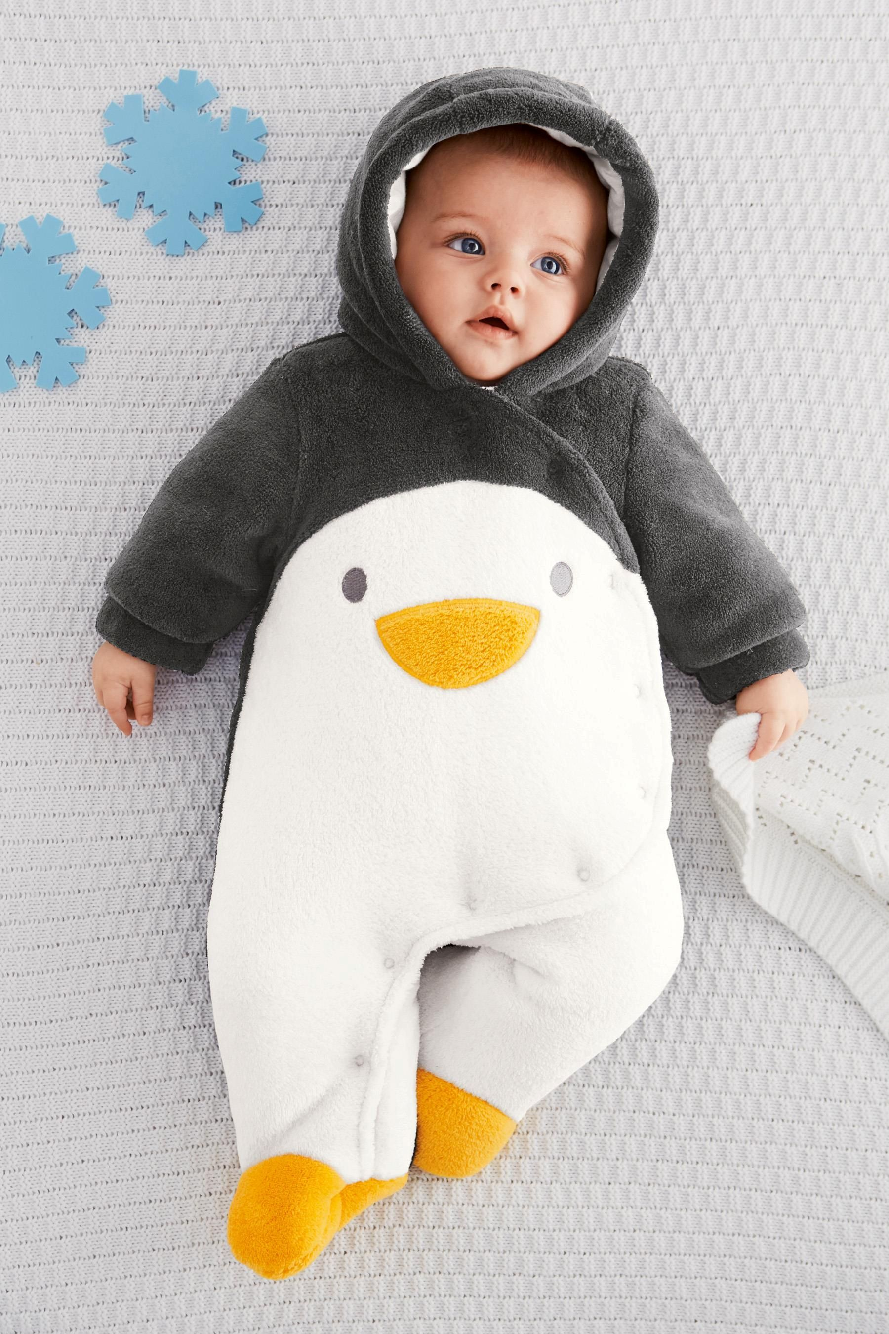 676b3b713f6f Buy Penguin All-In-One (0-18mths) from the Next UK online shop ...