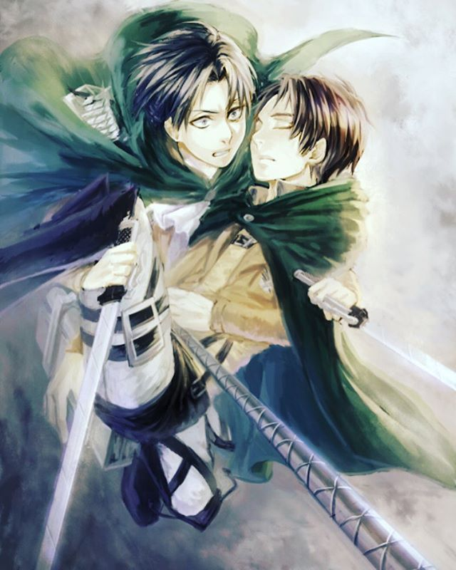 Pin By Ellen Howard On Attack On Titan