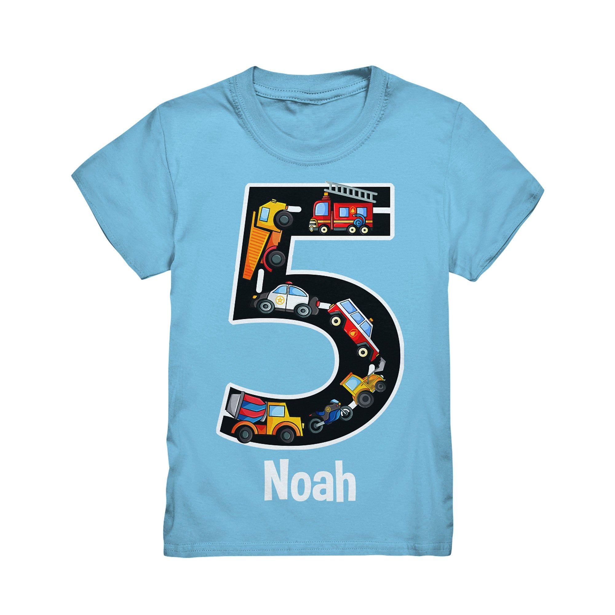 Pin On Geburtstagsshirts Mit Namen Kinder