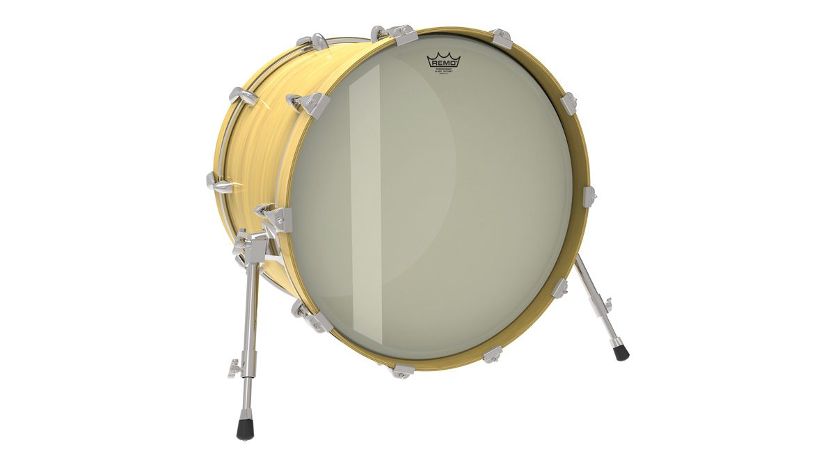 remo felt tone bass drum heads drums drums acoustic drum drum heads. Black Bedroom Furniture Sets. Home Design Ideas