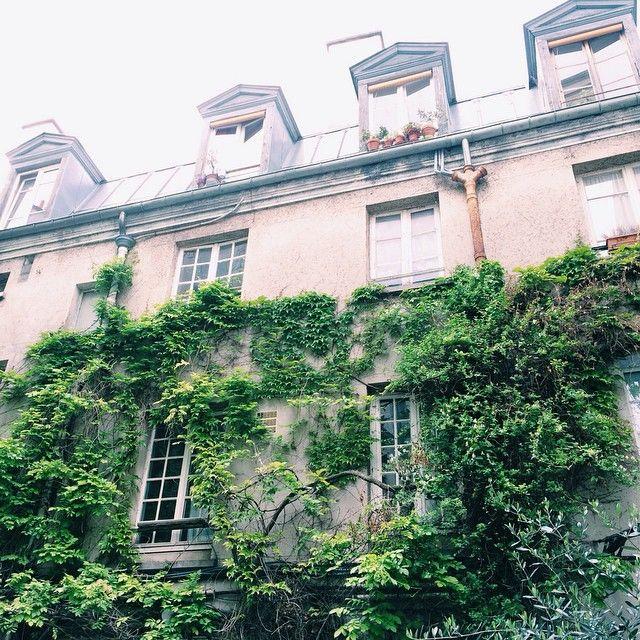 "en gubbe satt i fönstret och snackade med oss, ""vous chantez très belle""."