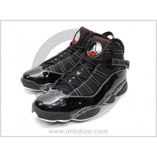 f8f44cbb4d6 Air Jordan 6 Rings Hall of Fame Black Metallic Gold Varsity Red 371497-031   58