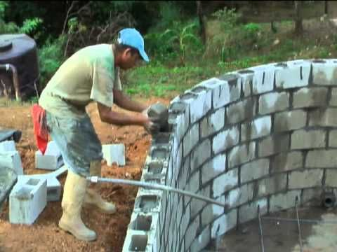 Build a swimming pool for under 3000 not impossible for Cheapest way to build your own house