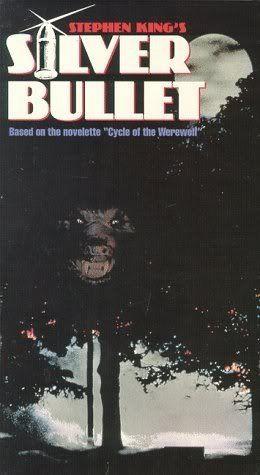 Silver Bullet Werewolf Book