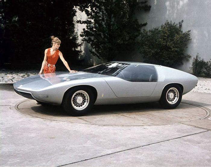 Opel CD, 1969