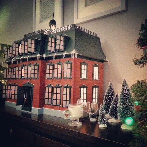 Christmas Advent House.Christmas Advent House Christmas Advent House Advent