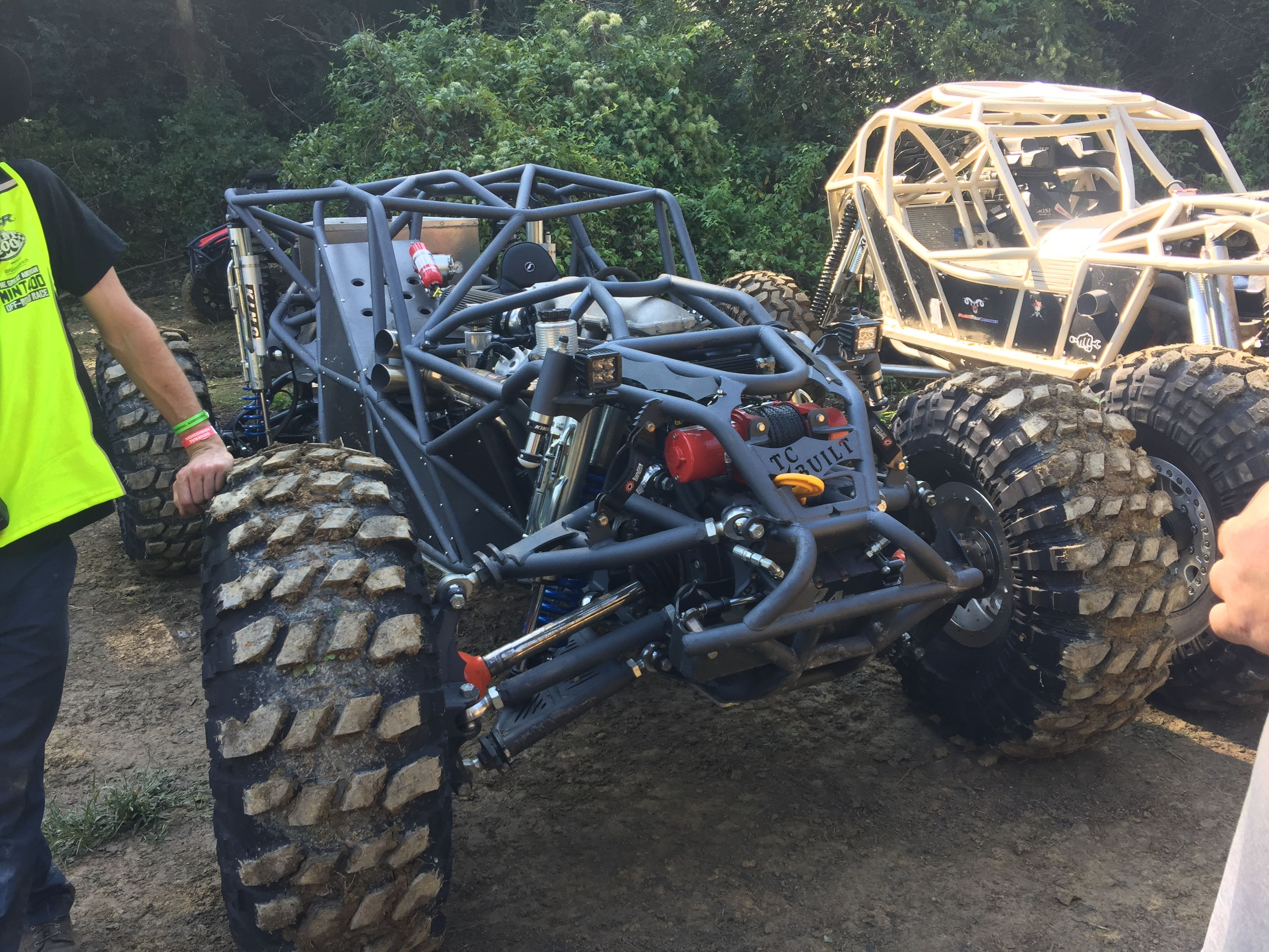 Rock Bouncer Cars Rockcrawling and cool Rides