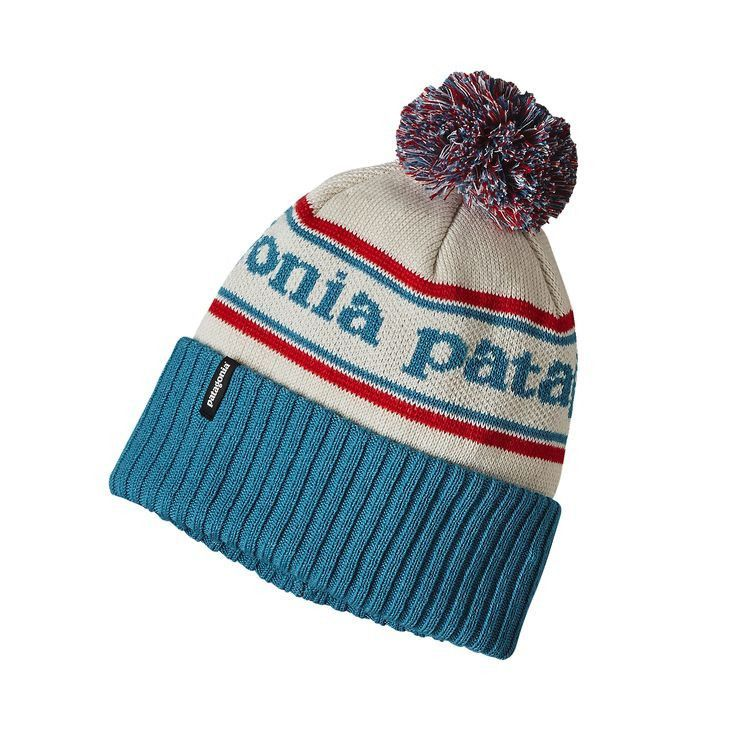 b7d95adb2c51c Meet the Patagonia Powder Town Beanie—a retro beanie that makes you want to  break out the heavy bass line and get down to some serious funk.