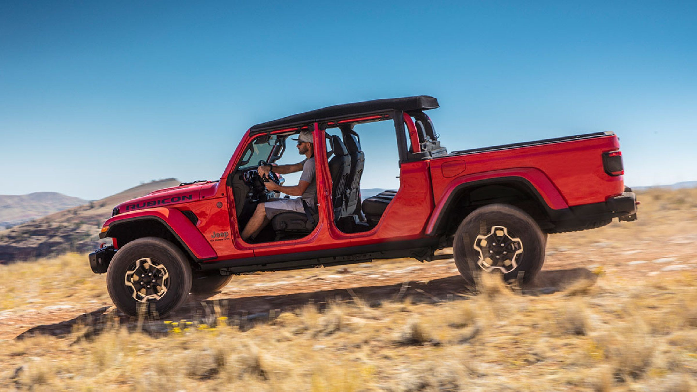 The All New 2020 Jeep Gladiator Erasing Boundaries Jeep Gladiator