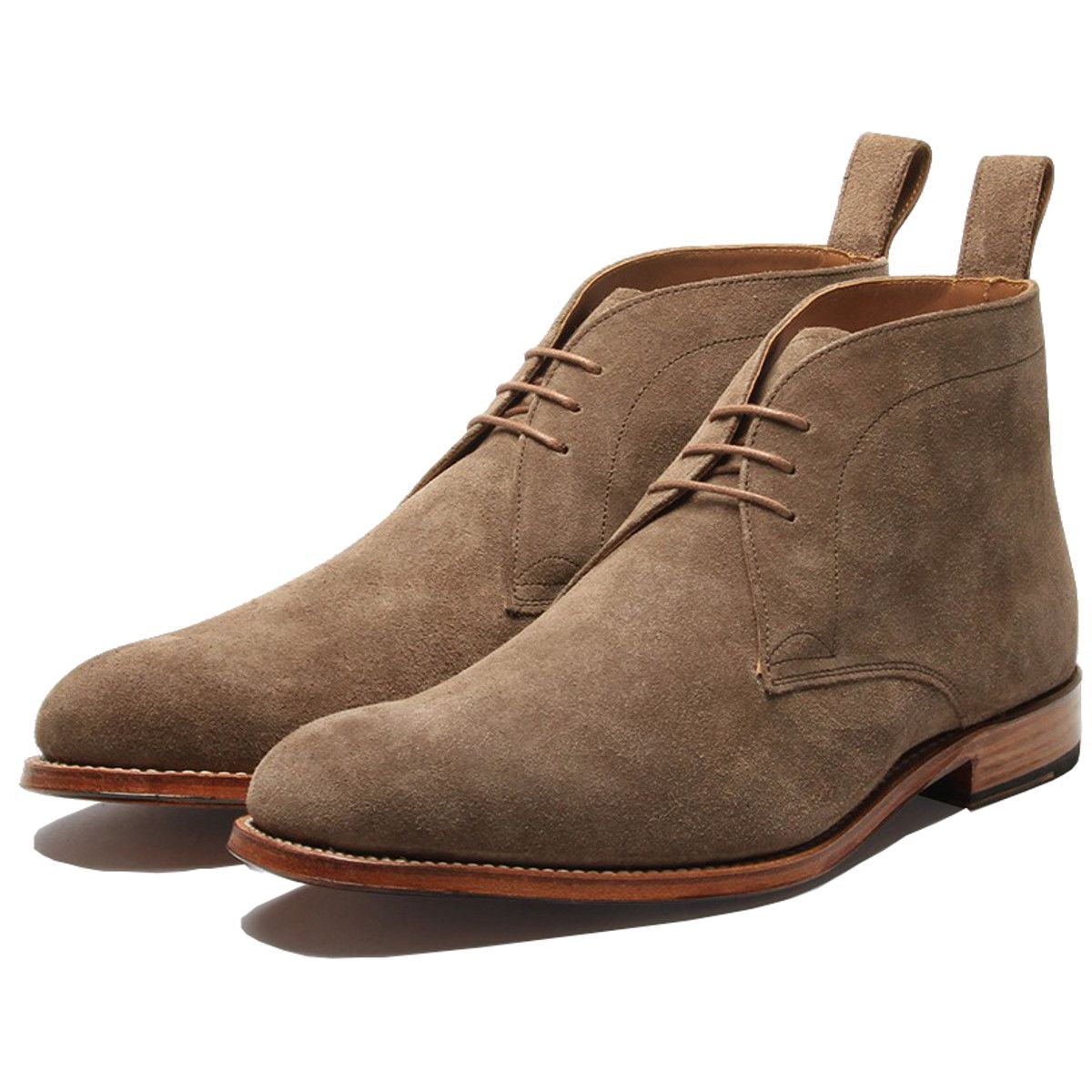 Grenson Marcus Almond Suede  358ab023f1