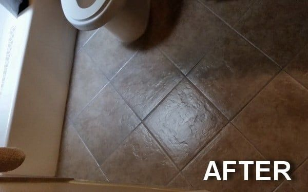 If You Are Looking For A Very Easy Way To Seal Your Tile And Grout Floors In One Step Read On Sealing Is An Important