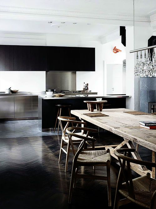 kitchen and dining photographer wichmann and bendtsen source elle