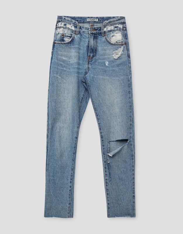 Jeans cortes   25,99 €   Ref. 5685308