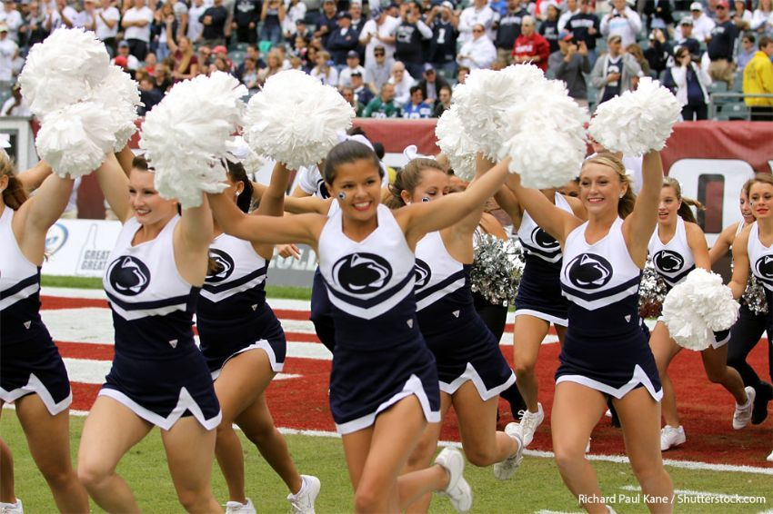 Cheering After High School